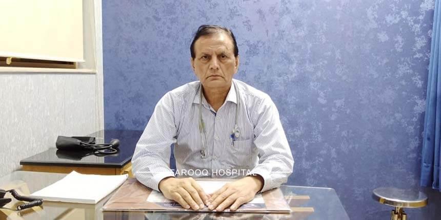 Picture of Dr. M. Afzal Hamdani