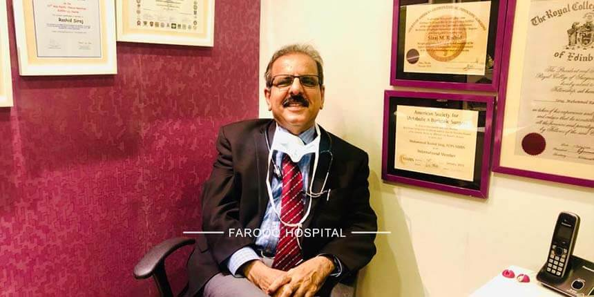 Picture of Dr. MA Monga