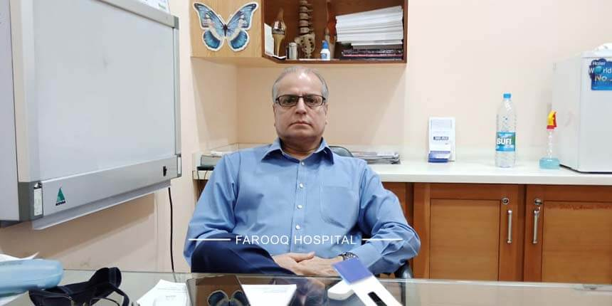 Picture of Dr. Shafiq Ahmad Shafaq