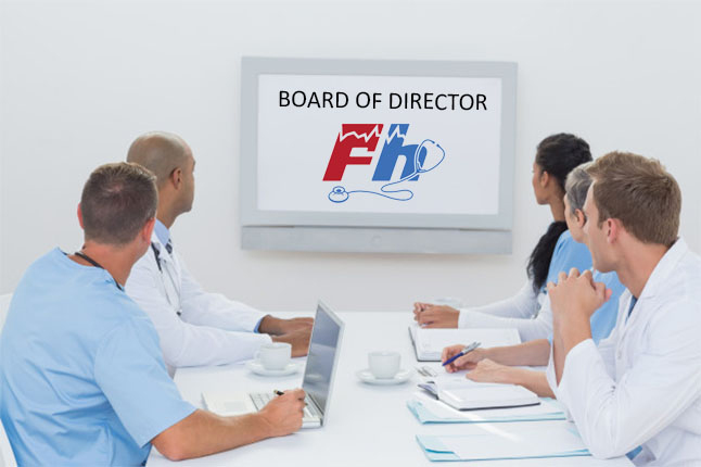 Picture of Board of Directors