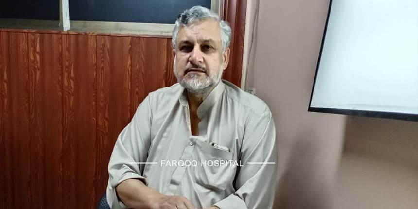 Picture of Dr. Khalid Tanveer Ahmad