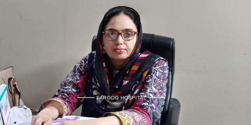 Picture of Dr. Robina Farrukh